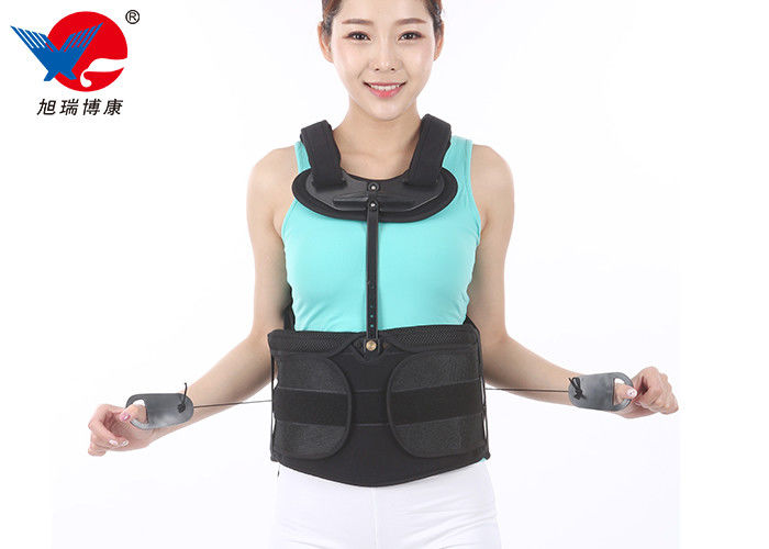 Pull A Rope To Protect The Waist Brace Medical Orthopedic Waist Support With CE FDA
